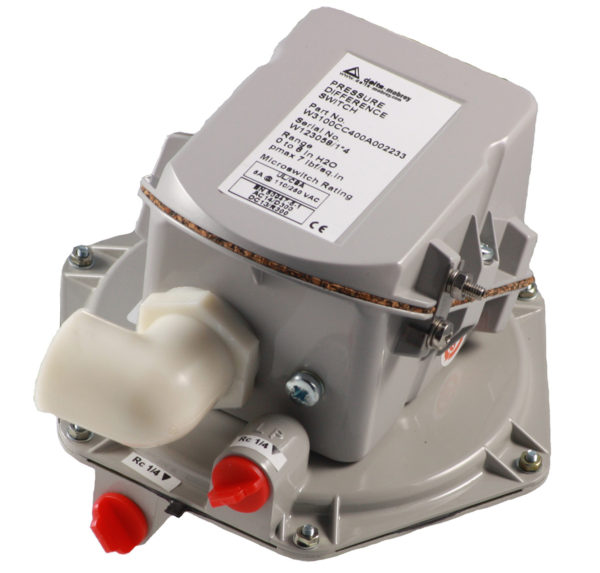 310 Differential Pressure Switch
